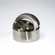 Оснастка для печатей D 30-45 ручная  металлическая без подушки