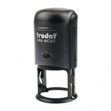 46045 Оснастка для печати d45мм.черная, Trodat
