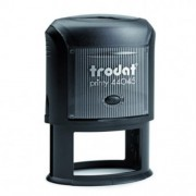 44045P3 Оснастка для печати d45мм.черная, Trodat