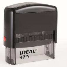 4915 P2 Оснастка для штампа 70*25мм.черная IDEAL, Trodat