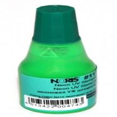 117Аз NEON-UV краска зеленая 25мл.