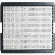 6005 Касса универ.для штамп,кр.печат.и датер.выс.шриф2.2<br>3.1мм, Trodat