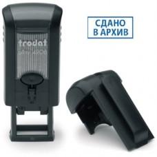 4908P4 Оснастка для штампа 15х7мм.черный, Trodat