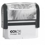 Printer 40N-set Сам.шт.4 или 6стр.2касс С РАМКОЙ, Colop
