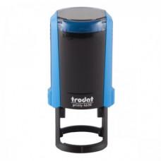 4630 Оснастка для печатей d30мм.синяя, Trodat