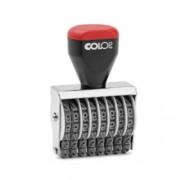 05008 Нумератор 5 мм.8-разрядный, Colop