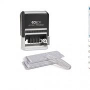 Printer 55Dater-set Сам.6-стр.датер 2 кассы, Colop