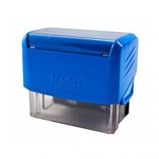 3912 Оснастка для штампа 47х18мм синяя PRINTY, Trodat