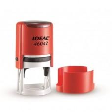 46042 Оснастка для печатей d42мм.красная IDEAL, Trodat