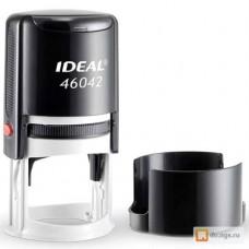 46042 Оснастка для печатей d42мм.черная IDEAL, Trodat