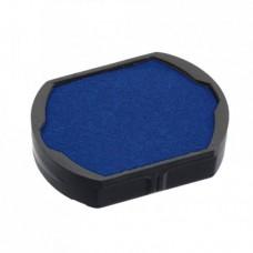 6/46025с сменная штемпельная подушка для 46025 синяя, Trodat
