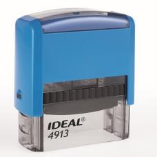 4913 P2 Оснастка для штампа 58*22мм.синяя IDEAL, Trodat