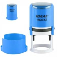 46042 Оснастка для печатей d42мм.синяя IDEAL, Trodat